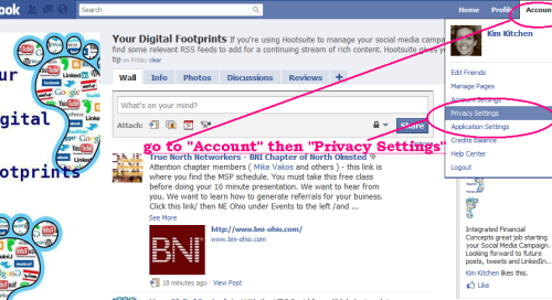 How To Update Your Facebook Privacy Settings